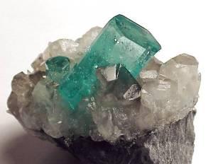 raw emerald